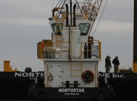 Northstar Barge