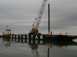 NS 140 Barge