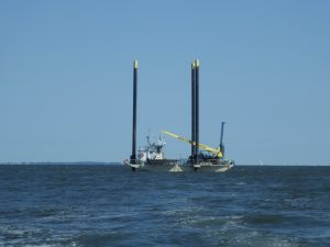 Poplar Island Phase III Offshore Drilling and Testing